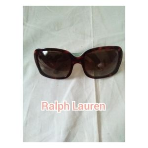 Ralph Lauren polorized sunglasses